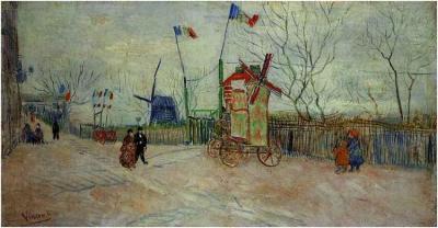 Dipinto, olio su tela - Parigi: Febbraio - Marzo 1887