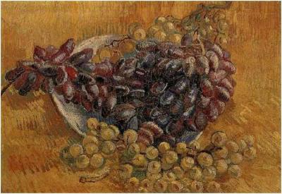 Dipinto, olio su tela - Parigi: Autunno 1887