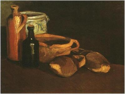 Dipinto, olio, tela su tavola - Nuenen: novembre 1884