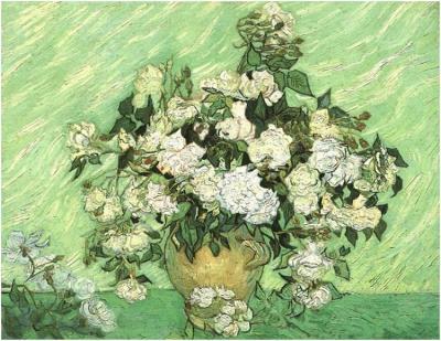 Dipinto, olio su tela - Saint-Rémy: Maggio 1890