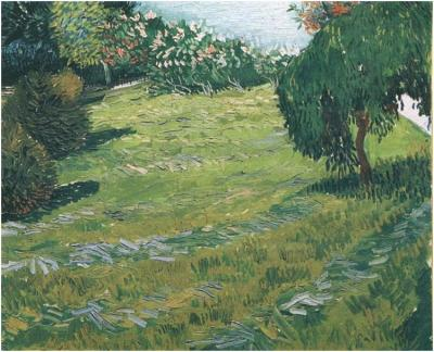 Dipinto, olio su tela - Arles: luglio 1888