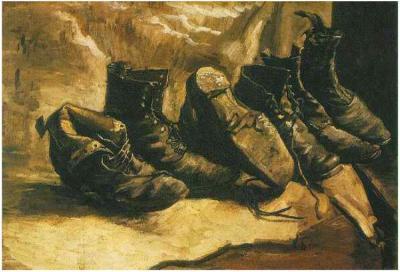 Dipinto, olio su tela - Parigi: Dicembre 1886