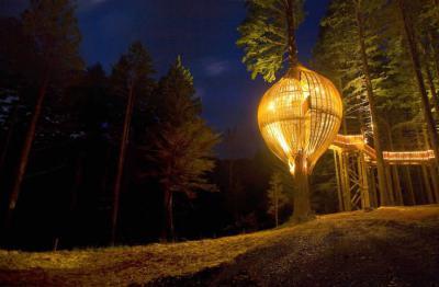 Ristorante la casetta sull'albero - Nuova Zelanda