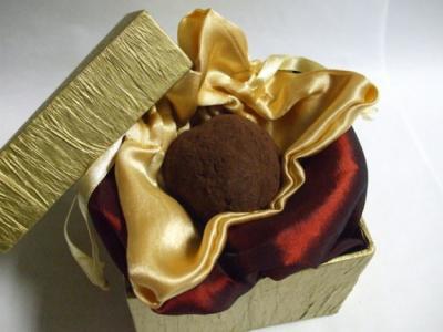 Chocopologie - Tartufo al Cioccolato di Valhorona 33gr - 199euro.