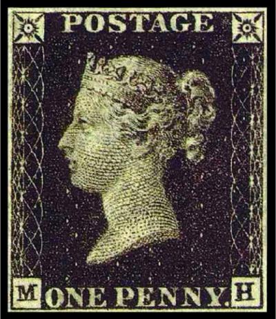 Emesso nel Regno Unito nel maggio del 1840, il Penny Black fu il primo francobollo adesivo al mondo, per questo il suo valore è così alto. Benché non sia l'oggetto da collezione più raro o più prezioso, ha posto le basi per il futuro dei francobolli postali britannici. Il Penny Black ha il ritratto della Regina Vittoria II e non mostra il paese di origine, come invece è usanza oggi. Nonostante ci siano moltissimi Penny Black in vendita, un esemplare non utilizzato può far guadagnare al fortunato proprietario circa 3'000€, rendendolo molto popolare tra i collezionisti. Tieni d'occhio le nostre aste di francobolli, perché ogni tanto ne abbiamo un esemplare all'asta!